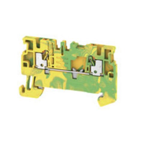 Модульные клеммы с заземлением A2C 1.5 PE