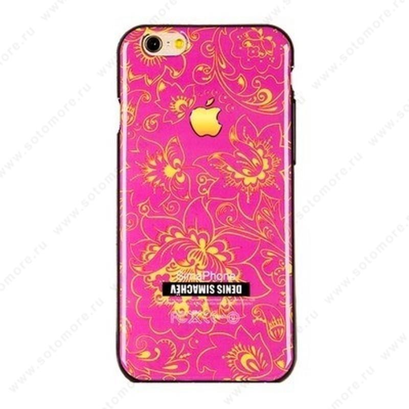 Накладка Denis Simachev силиконовый для Apple iPhone 6s Plus/ 6 Plus вид 25