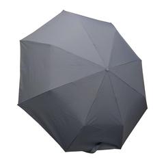 Зонт Xiaomi NINETYGO ультра-большой и удобный, серый