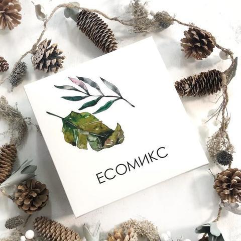 Коробка ECOмикс (20*20*6)