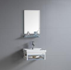 Комплект мебели для ванны River LAURA 405 BU голубой