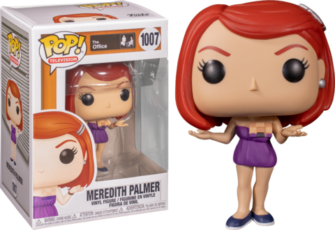 Meredith Palmer Casual Friday Funko Pop! || Мередит (Офис)