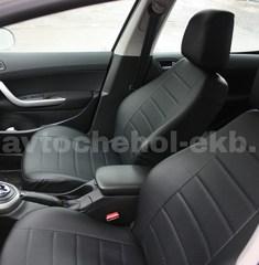 Авточехлы из Экокожи для Honda CR-V IV (2012-2018)