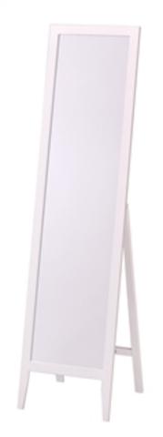 Зеркало напольное MS 9054-WT белое