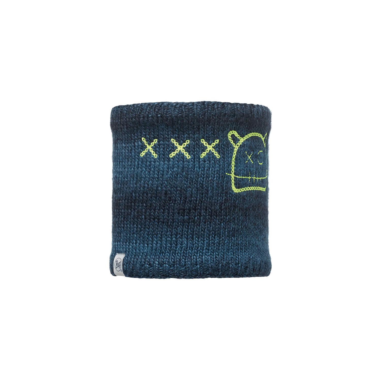 Детские шарфы Вязаный шарф-труба с флисовой подкладкой Buff Monster Jolly 113449.790.10.00.jpg