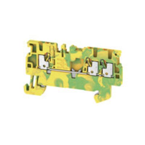 Модульные клеммы с заземлением A3C 1.5 PE