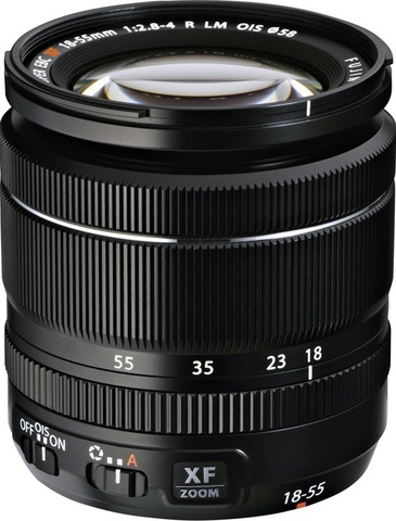 Fujifilm Fujinon XF 18-55 mm f/2.8-4R IM OIS