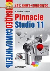 Видеосамоучитель. Pinnacle Studio 11 (+CD) ян озер pinnacle studio 10 для windows