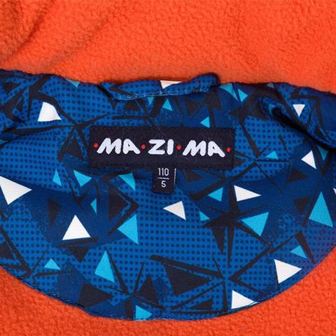 Комплект Мазима Лунный лед MW27201 Blue