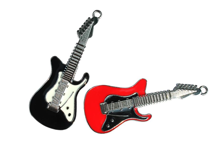usb-флешка гитара металлическая оптом