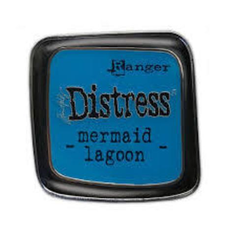 Декоративные значки с эмалью Tim Holtz Distress Enamel Collector Pin Set -синий