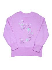 Джемпер для девчоки S`Cool, цвет: розовый