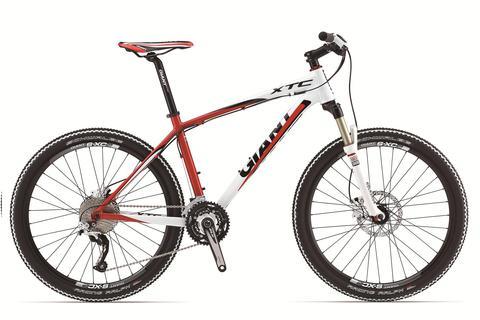 Giant XTC 1 (2013) белый с красным
