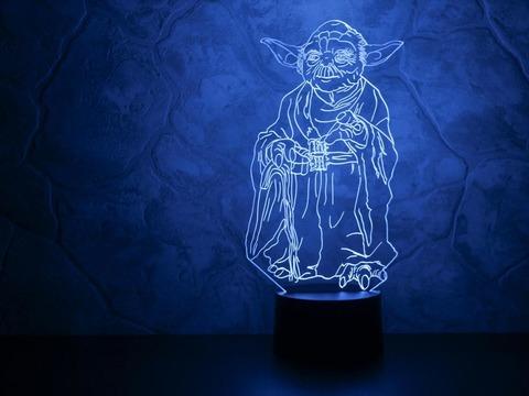 Лампа Йода