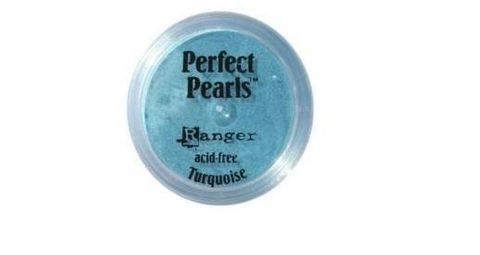 Пигментный порошок  Ranger Perfect Pearls -Turquoise
