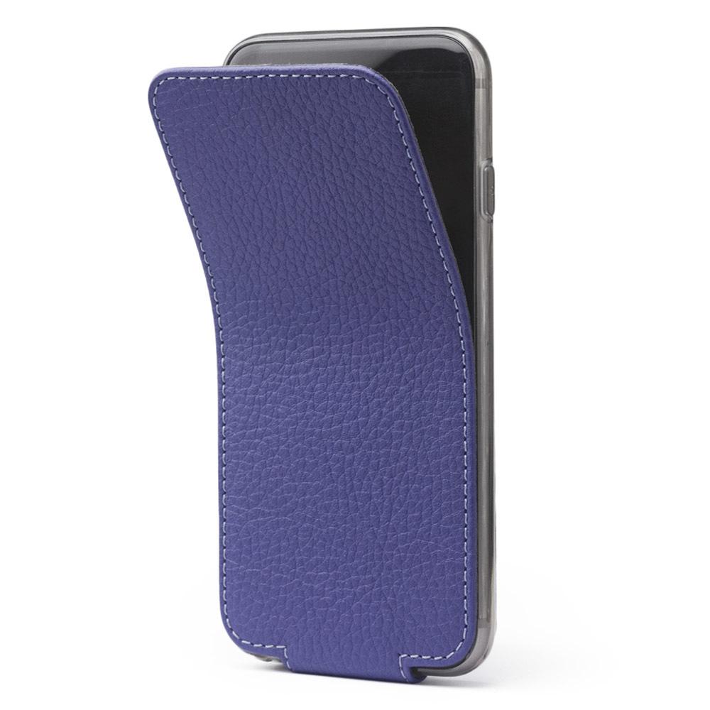 Чехол для iPhone 6/6S Plus из натуральной кожи теленка, цвета сирени