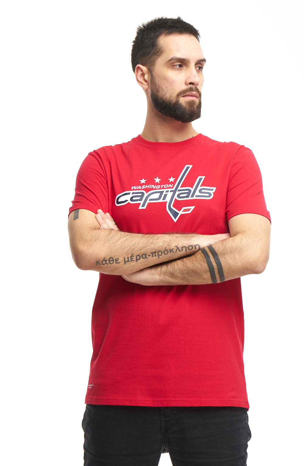 Футболка NHL Washington Capitals