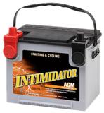 Аккумулятор Deka INTIMIDATOR 9A75DT  ( 12V 60Ah / 12В 60Ач ) - фотография
