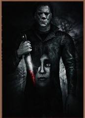 Постер на холсте Хэллоуин Майкл Майерс