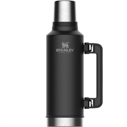 Термос Stanley Legendary Classic черный (1.9 литров)