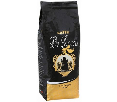 Кофе в зернах Caffe De Roccis Extra (Кофе Де Роччис Экстра)