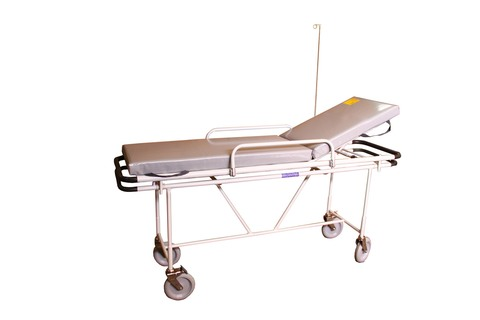 1231 Тележка одноуровн. для перевозки пациентов ТВ-ММ - фото