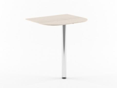 XKD 906+ВТ-710 Приставка к столу с опорой (900х600х750)