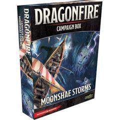 D&D: Dragonfire Campaign Moonshae Storms Adventure Pack
