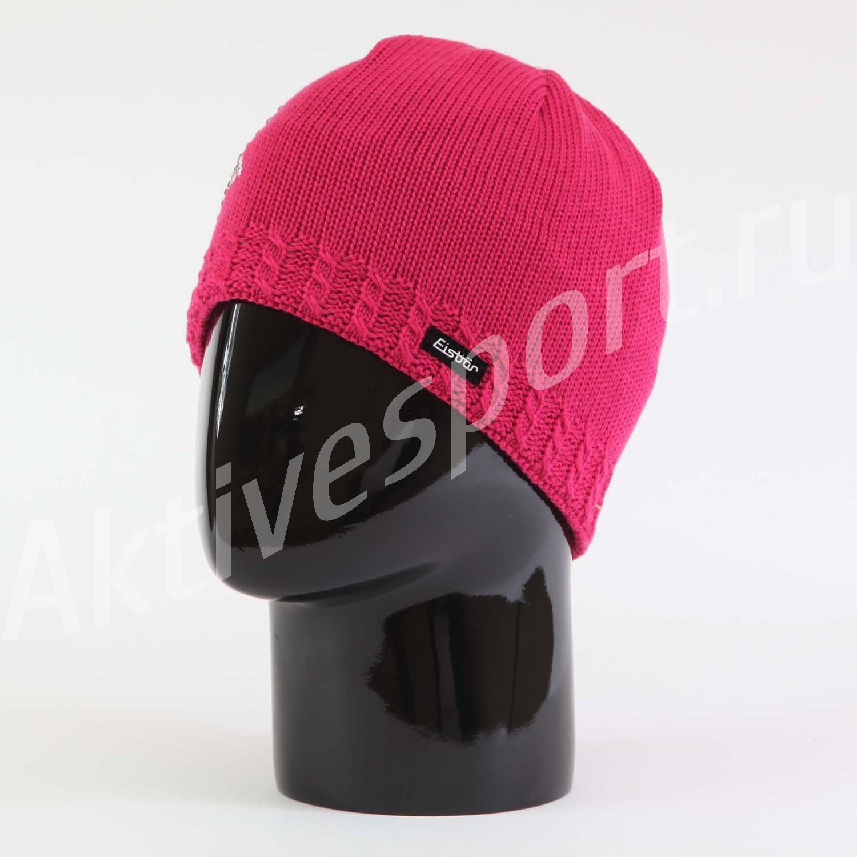 Женские шапки Шапка вязаная Eisbar Selina Crystal 442 IMG_0938.jpg