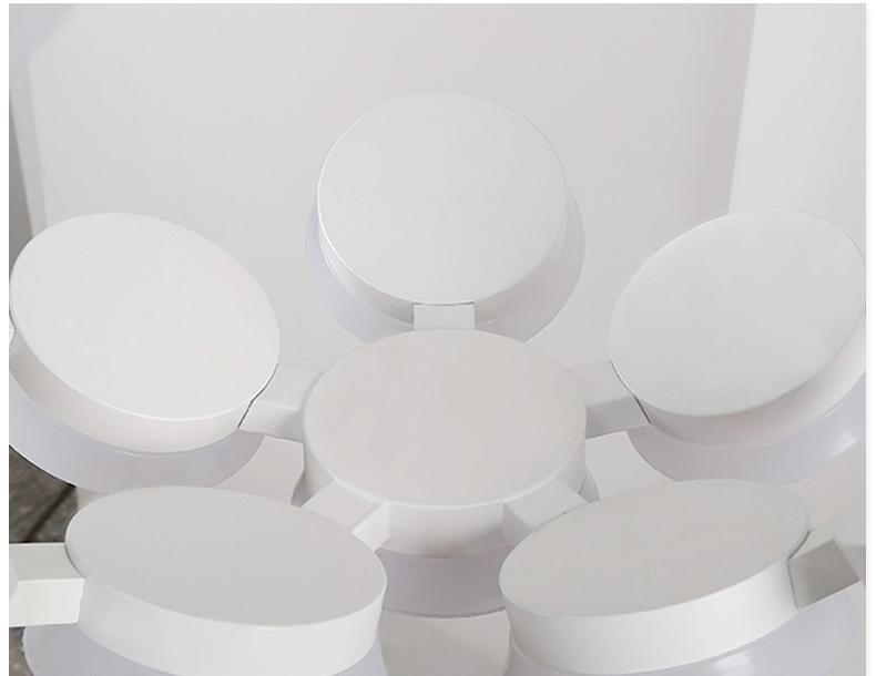 Подвесной Led светильник копия Scopas by Artemide (серебряный)