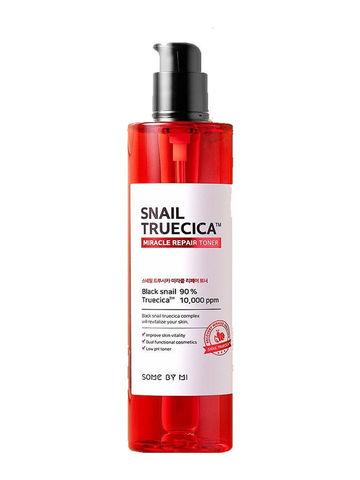 Восстанавливающий тонер с муцином чёрной улитки 135ml Some By Mi Snail Truecica Miracle Repair Toner