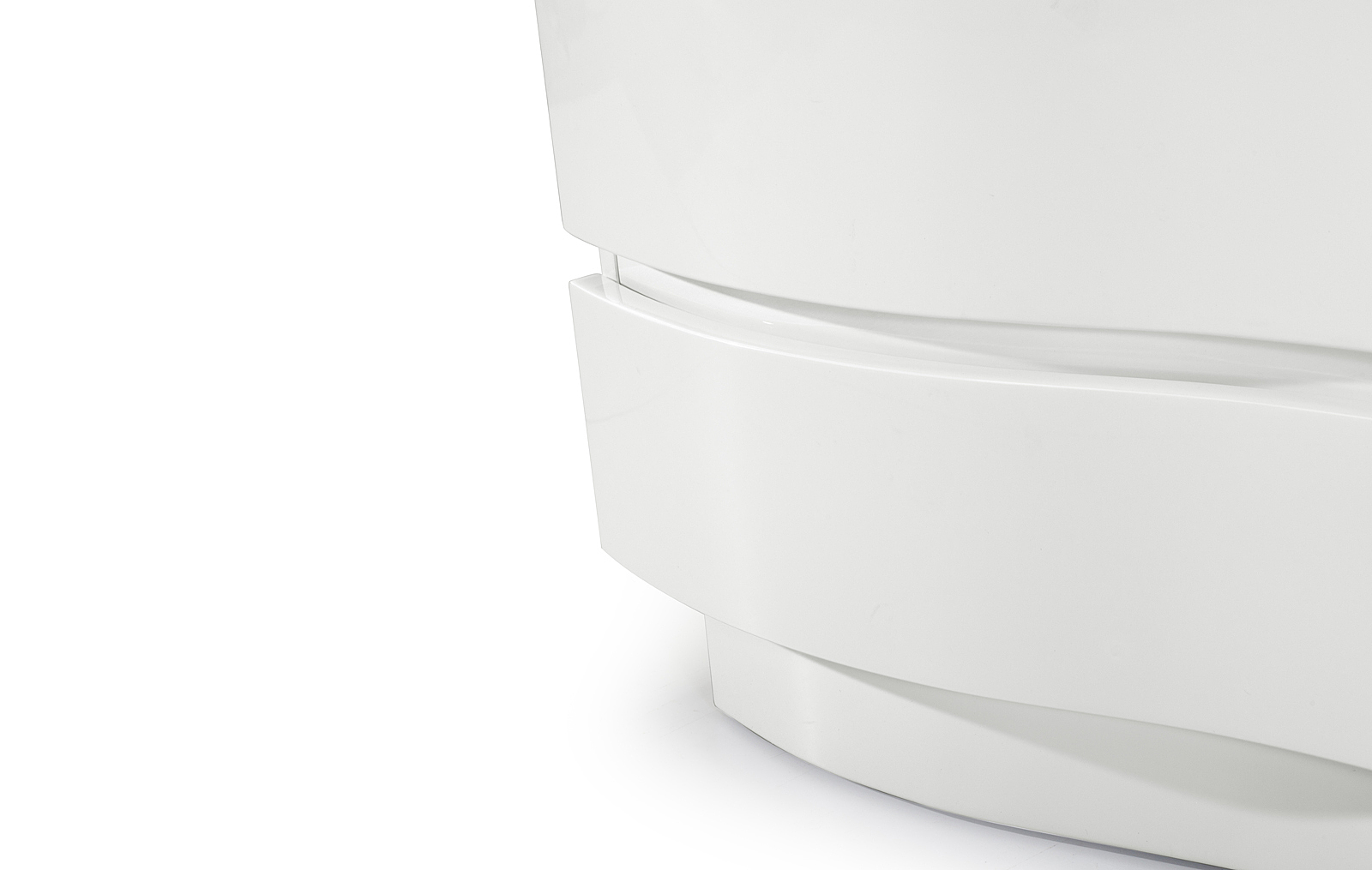 Тумба прикроватная ESF NS306 белая