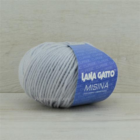 Пряжа Misina (Мисина) Светло-голубой. Артикул: 12504