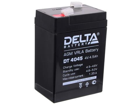 Аккумуляторная батарея Delta DT 4045 (47мм)