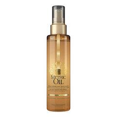 L'Oreal Professionnel Mythic Oil Detangling Spray - Масло-спрей для нормальных и тонких волос