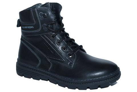 Обувь зимняя мужская LN 60w кож