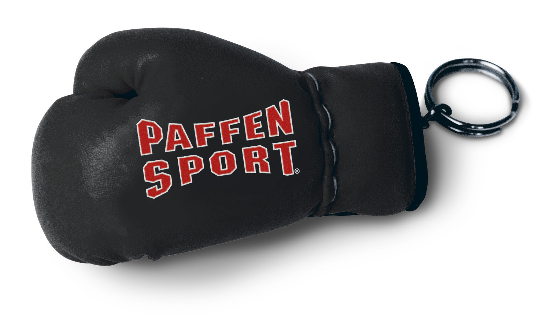 Брелок для ключей Paffen Sport мини боксерские перчатки (мягкий).