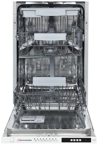 Встраиваемая посудомоечная машина шириной 45 см Schaub Lorenz SLG VI4310