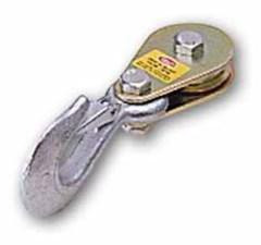 Блок-полиспаст с крюком CVT-06, макс 2,700 кг для ATV-1500, Cub 2, Cub 3