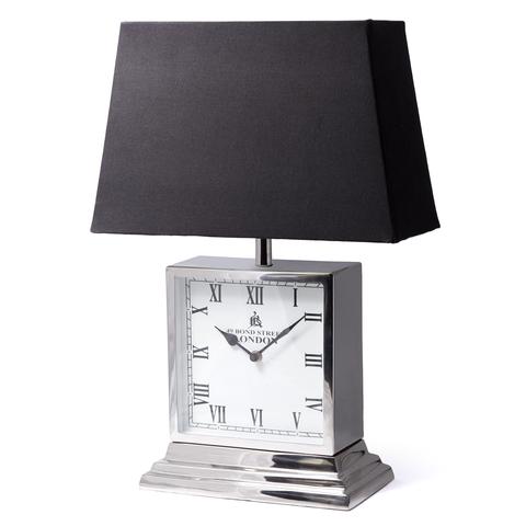 Лампа-часы