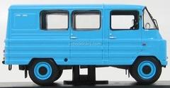 ZUK A-07 Van blue 1976 IST073 IST Models 1:43