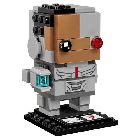 LEGO BrickHeadz: Киборг 41601 — Cyborg — Лего БрикХедз