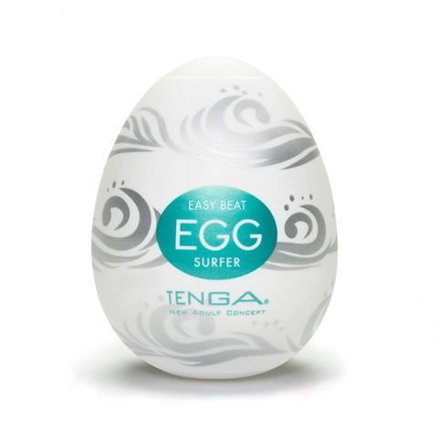Tenga - Egg Surfer