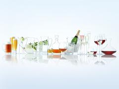 Набор из 2 высоких бокалов-флейт Wine, 100 мл, фото 2