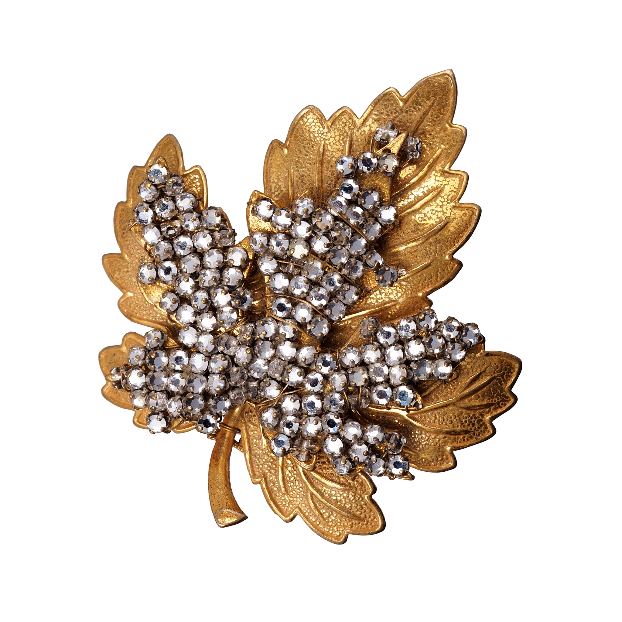 Amazing brooch by Miriam Haskell
