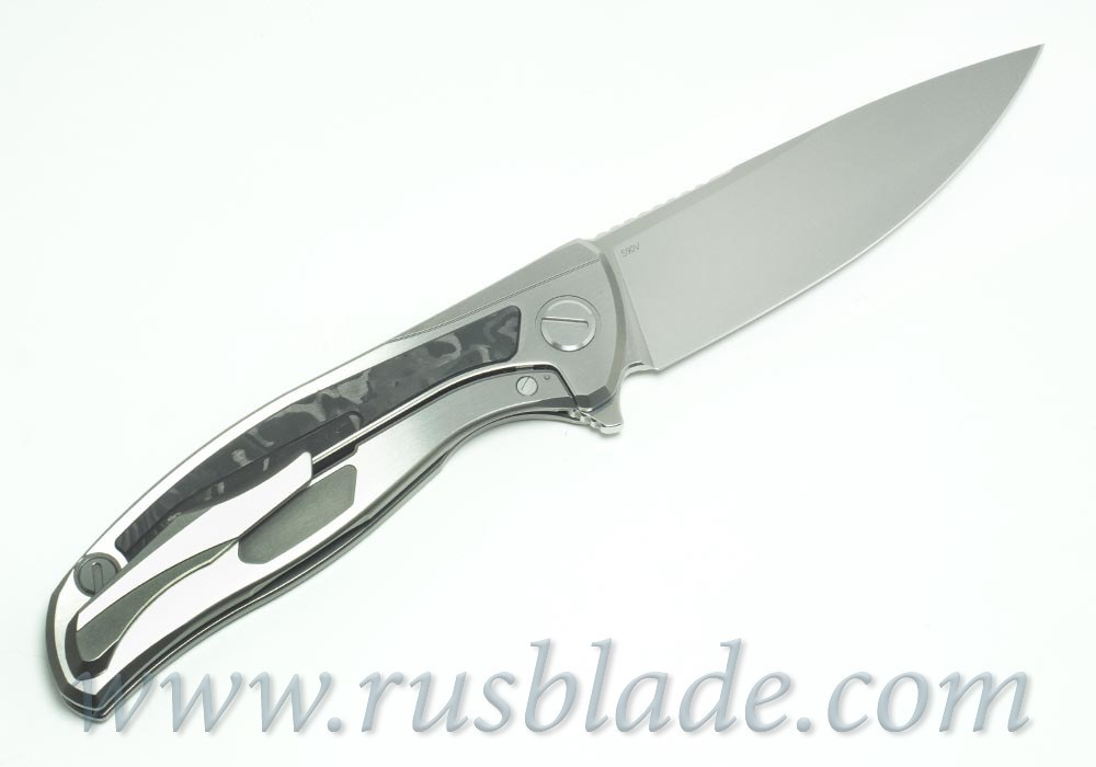 CUSTOM Shirogorov F95 S90V Custom Division