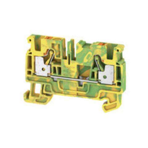 Модульные клеммы с заземлением A2C 4 PE