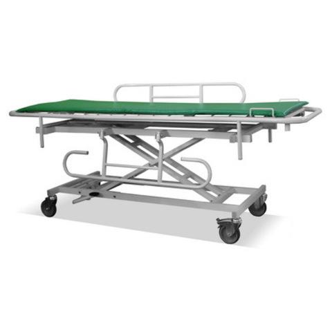 Тележка-каталка для перевозки больных ТК-ТС 01Гг (исполнение 2) - фото