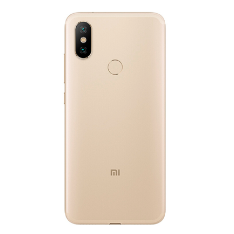 Смартфон Xiaomi Mi A2 4GB + 32GB (золотой)