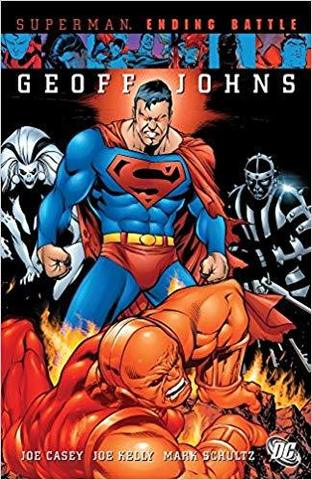 Superman: Ending Battle TPB